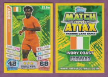 Ivory Coast Wilfried Bony Swansea City 159